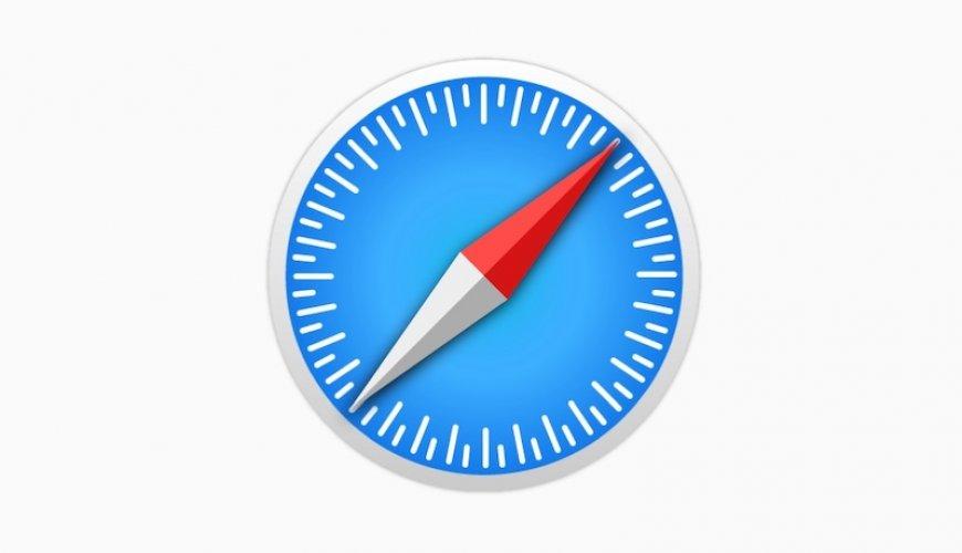 Logo for Safari browser